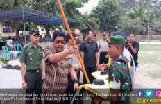 KLHK Bangun Posko Pencegahan Karhutla di Sumba Timur - JPNN.com