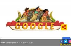 HUT RI Ke-73, Google Pamer Balap Karung - JPNN.com