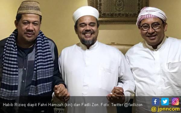 Kapitra Bingung dengan Pilihan Habib Rizieq - JPNN.com