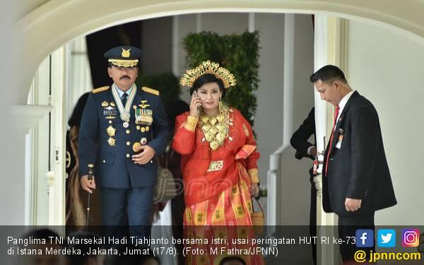Mutasi 53 Perwira Tinggi TNI: Personel TNI AD Terbanyak, Disusul TNI AL dan TNI AU - JPNN.com