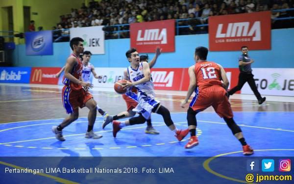 UPH Juara Putra, UEU Kampiun Putri LIMA Basketball Nationals - JPNN.com
