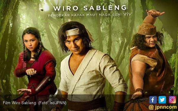 Lagu Koil Warnai Film Wiro Sableng 212 - JPNN.com