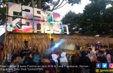 Mengobati Kangen pada Jajan Pasar di Prambanan Jazz 2018 - JPNN.com