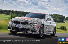 Sedang Diuji, BMW Seri 3 Terbaru Diklaim Paling Bertenaga - JPNN.com