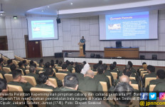 Pimpinan BRI Syariah Menerima Pembekalan Materi Bela Negara - JPNN.com