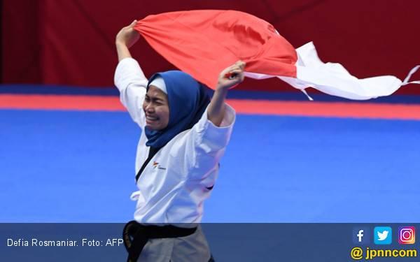 Asian Games 2018: Defia Ajak Anak Muda Tingkatkan Prestasi - JPNN.com