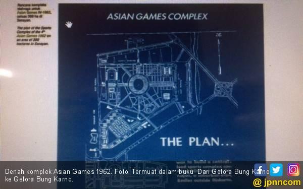 Buka Asian Games, Jokowi Lintasi Jalur Bung Karno? - JPNN.com