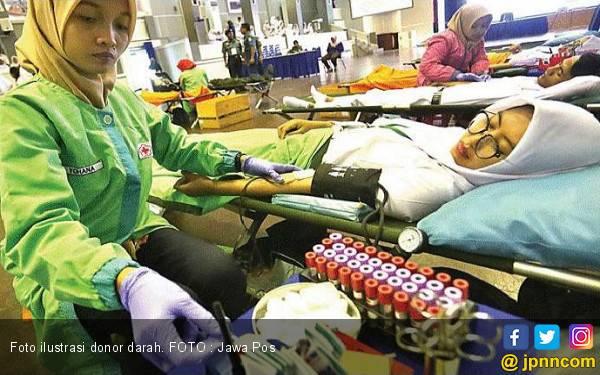 Donor Berkurang, Stok Darah Masih Aman - JPNN.com