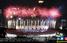 Kata Media Luar Negeri soal Opening Ceremony Asian Games - JPNN.com
