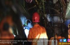 Korban Tewas Bus Masuk Jurang di Tobasa Bertambah Satu Orang - JPNN.com