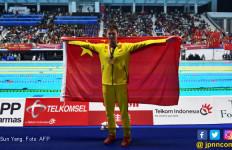 Insiden Bendera Tiongkok di Cabang Renang Asian Games 2018 - JPNN.com