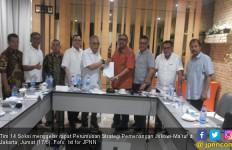 Bentuk Pusdal, Soksi Siap Kerja Nyata demi Jokowi-Ma'ruf - JPNN.com