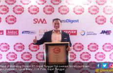 Top! GT Radial Raih Indonesia Original Brand Award 2018 - JPNN.com