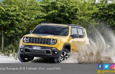 Demi Renegade PHEV, Jeep Rela Gelontorkan Dana Triliunan - JPNN.com
