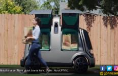 Malas Keluar Rumah Buat Kirim Barang, Pakai Mobil Ini Aja - JPNN.com