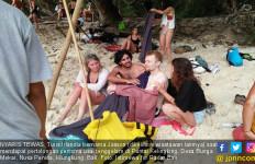 Nekat Berenang saat Ombak Besar, Turis Irlandia Nyaris Tewas - JPNN.com
