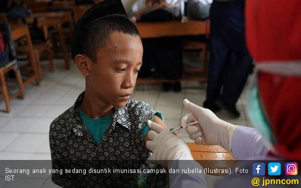 Ratusan Anak di Kepri Terjangkit Virus Rubella - JPNN.com