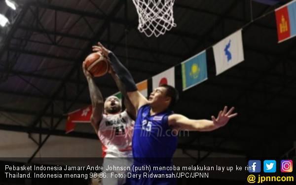 Asian Games 2018: Jammar Menawan, Indonesia Gasak Thailand - JPNN.com