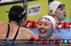 Dewi Renang Tiongkok Ukir Rekor Dunia di Asian Games 2018 - JPNN.com