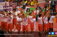Asian Games 2018: Sepak Takraw Indonesia Jumpa Malaysia - JPNN.com