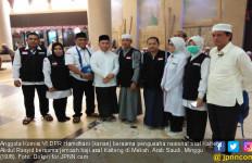Pengusaha Nasional Sambangi Jemaah Haji Asal Kalteng - JPNN.com
