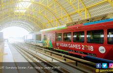 Hari Libur Iduadha, Keliling Kota Palembang dengan LRT - JPNN.com