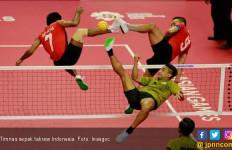 Asian Games 2018: Timnas Takraw Ditekuk Malaysia - JPNN.com