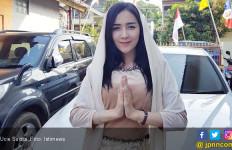 Ucie Sucita Perbanyak Ibadah di Rumah Selama Ramadan - JPNN.com