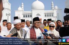 Oesman Sapta: Karhutla Berdampak Buruk bagi Warga Kalbar - JPNN.com