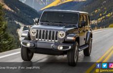 2.548 Unit Jeep Wrangler dan Pacifica Kena Recall - JPNN.com
