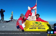 Ini Pesan Relawan GoJo dari Puncak Mahameru - JPNN.com