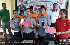 Bawa Narkoba di Jalintengsum, Brigadir K Ditangkap Polisi - JPNN.com