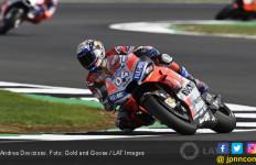10 Pembalap Terbaik dalam Dua Latihan Bebas MotoGP Inggris - JPNN.com