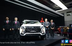 Xpander Melambung, Mitsubishi Indonesia Malah Ganti Bos - JPNN.com