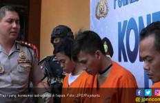 Ibu Sembunyikan Sabu-Sabu dalam Bekal untuk Anak di Penjara - JPNN.com