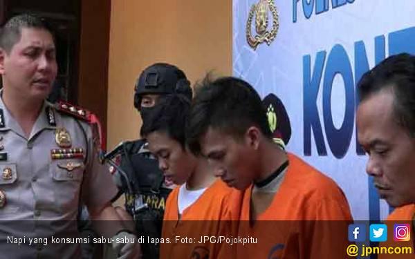 Napi Pengendali Narkoba di Lapas Meningkat - JPNN.com