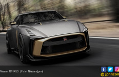 Rp 17 Miliar Bakal Mahar Nissan GT-R50 Bertampang Bengis - JPNN.com