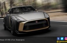 Nissan GT-R50 Goda Para Sultan Dubai, Mahar Dipatok Rp 17 Miliar - JPNN.com