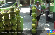 Gas Elpiji Subsidi 3 kg Langka Lagi, Pembeli Pusing - JPNN.com