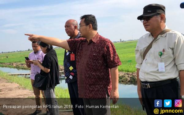 Momentum Angkat Potensi Pertanian Lahan Rawa - JPNN.com