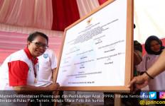 Perdana di Indonesia, Hiri Menuju Predikat Pulau Layak Anak - JPNN.com