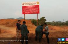 KLHK Setop Pertambangan Bauksit di Ketapang - JPNN.com