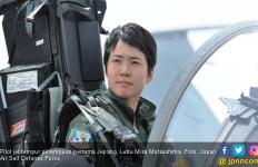 Berkat Top Gun, Jepang Punya Pilot Jet Tempur Perempuan - JPNN.com