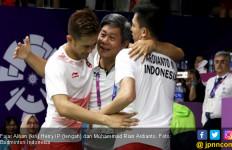 Ganda Putra Target Juara di Denmark Open 2019, Tidak Harus Minions - JPNN.com