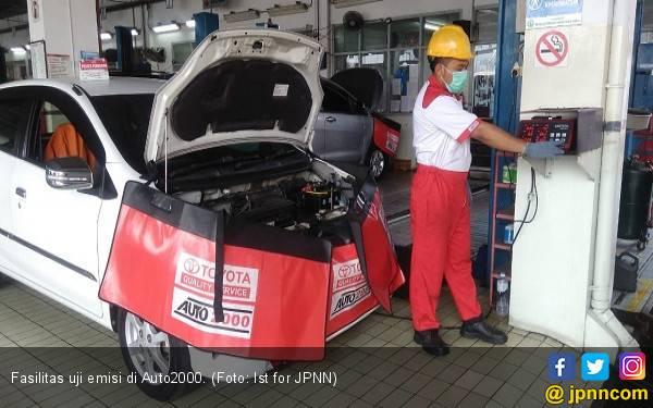 Mobil Toyota Bisa Uji Emisi Euro4 di Auto2000 - JPNN.com