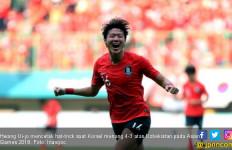 Drama 7 Gol, Korsel Lolos ke Semifinal Asian Games 2018 - JPNN.com