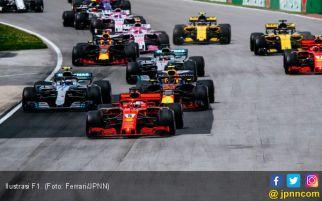 Seri Pembuka F1 2021 di Australia Kemungkinan Tertunda
