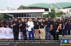 Tanamkan Persatuan Lewat Jalan Sehat Empat Pilar MPR - JPNN.com