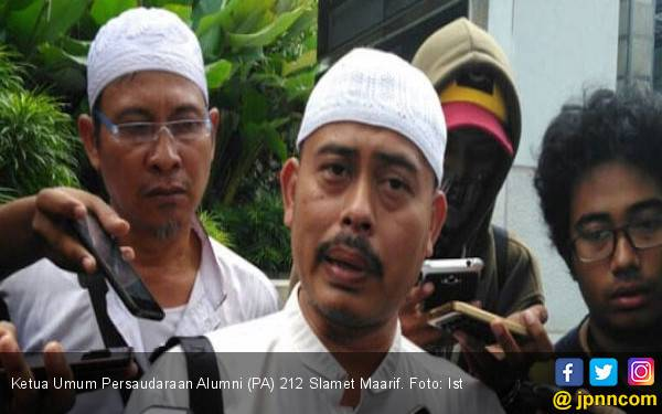 Siapa Lagi Setelah Ahmad Dhani dan Ketum PA 212? - JPNN.com