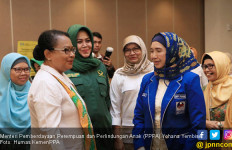 Menteri Yohana Ajak Perempuan Aktif di Pemilu 2019 - JPNN.com